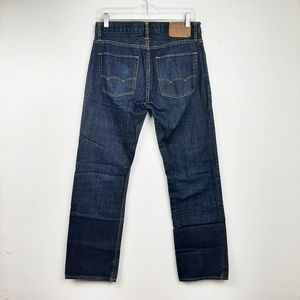 American Eagle Original Straight Blue Jeans 28x30